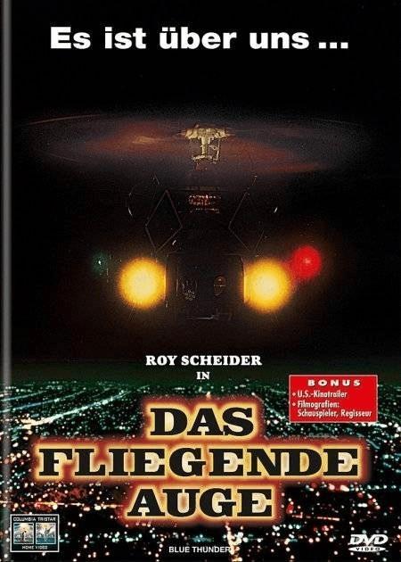 Das fliegende Auge [DVD]