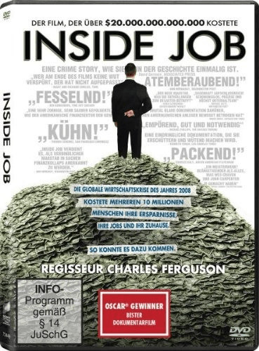 Inside Job (OmU) [DVD]