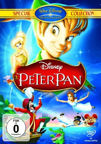 Peter Pan (Special Collection) [DVD]