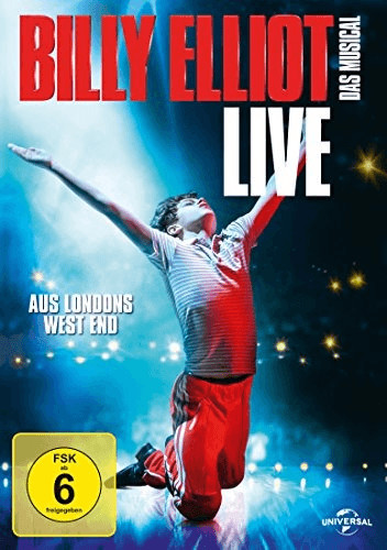 Billy Elliot Live - Das Musical (OmU) [DVD]