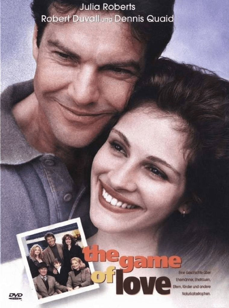 The Game of Love [DVD]
