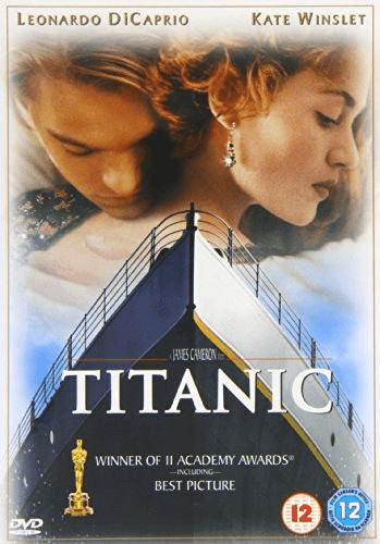 Titanic [UK Import] [DVD]