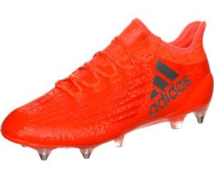 adidas X 16.1 Leder SG SchwarzShock PinkBlau