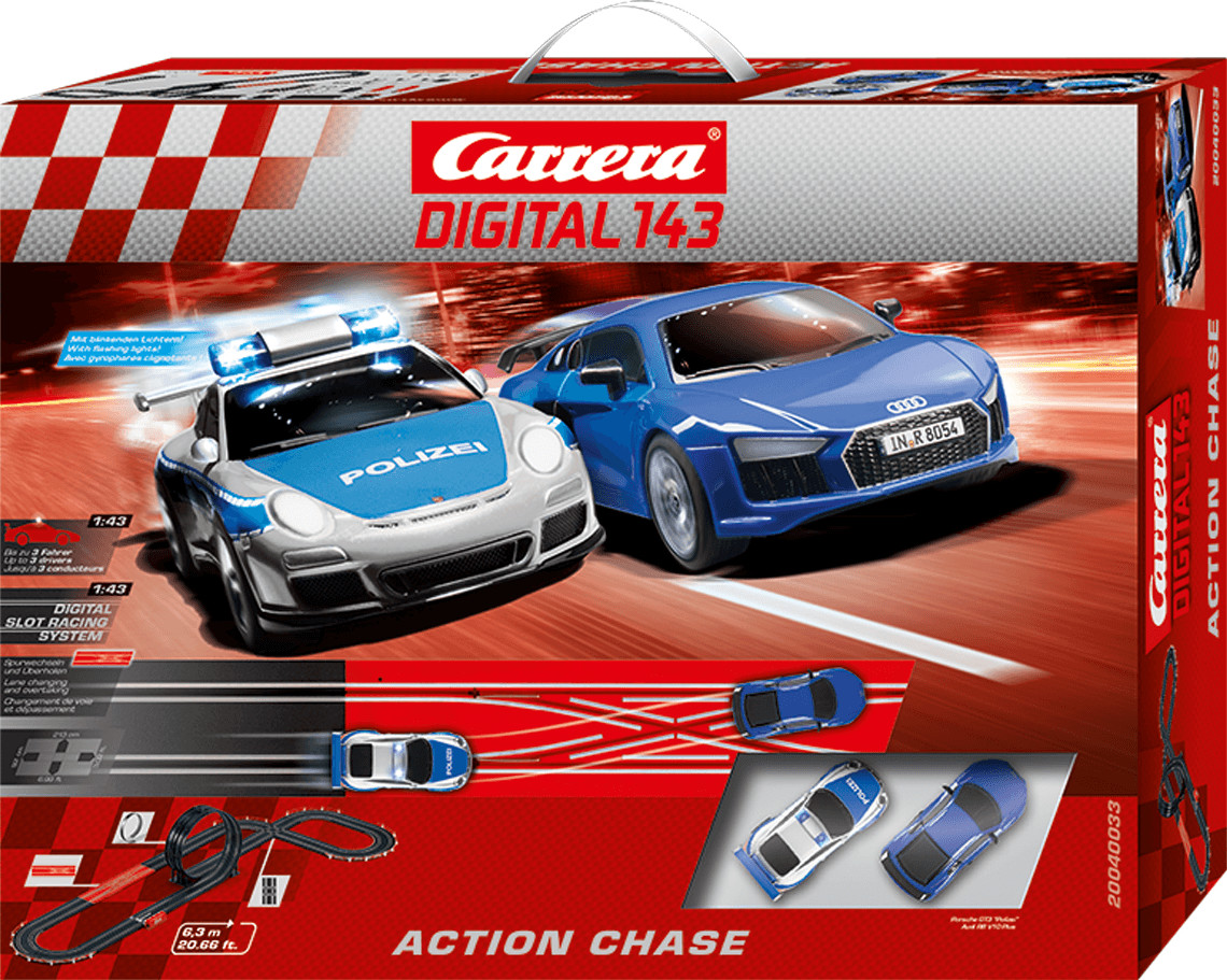 Carrera Digital 143 Action Chase