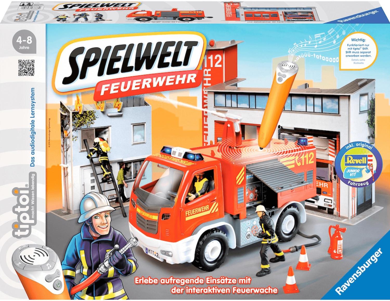 Ravensburger tiptoi Spielwelt Feuerwehr (00760)