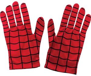 Spiderman M/ütze Schlauchschal und Handschuhe f/ür Kinder Winterset Spiderman Marvel mit Innenfutter