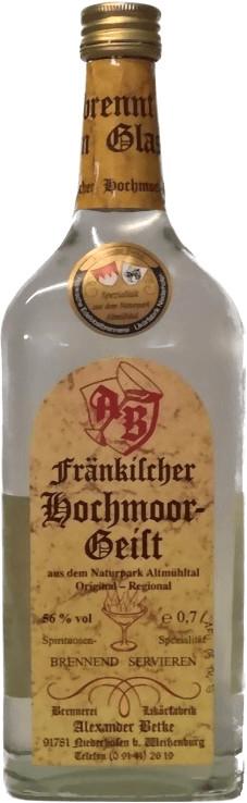 Betke Fränkischer Hochmoorgeist 56%