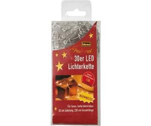 Idena LED-Lichterkette 30er klar (8582074)