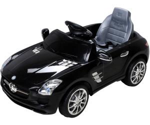 actionbikes kinder elektroauto mercedes lizenziert sls amg schwarz pr0017821 03 ab 127 99. Black Bedroom Furniture Sets. Home Design Ideas