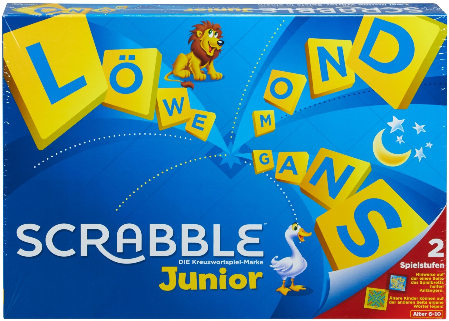 Mattel Scrabble Junior (deutsch)