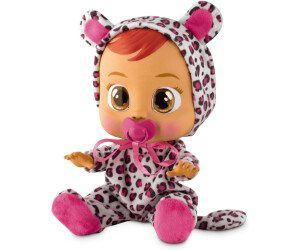 BAMBOLA INTERATTIVA PIAGNUCOLOSA FANTASY DREAMY CRY BABIES IMC TOYS 99180