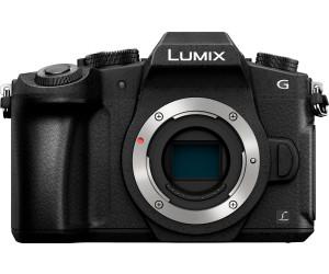 Panasonic Lumix DMC-G80 Boîtier