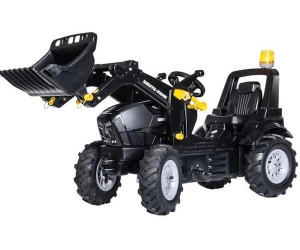 Rolly Toys Agrotron 7250TTV Warrior mit Luftbereifung + Frontlader + Überrollbügel (71033)