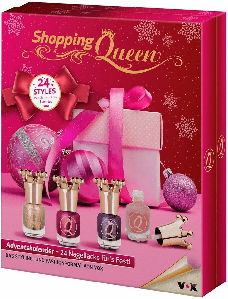 Otto Shopping Queen Nagellack Adventskalender (...