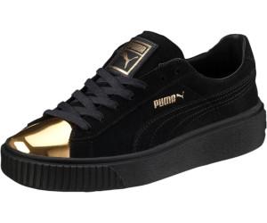 puma schwarz gold