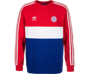 adidas fc bayern m nchen pullover ab 25 47. Black Bedroom Furniture Sets. Home Design Ideas