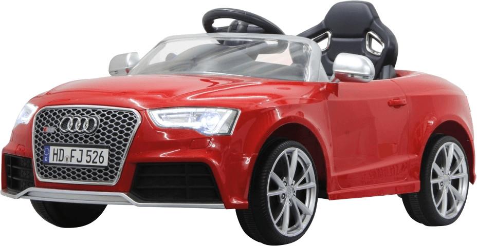 Jamara Ride-on Audi RS5 rot 2,4G 12V (405041)