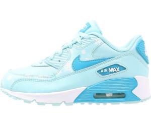 watch 866bd 631f4 Nike Air Max 90 Premium LTR PS copa white blue lagoon
