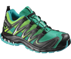 bddc0aed89d4 Buy Salomon XA Pro 3D GTX W veridian green tonic green teal blue ...