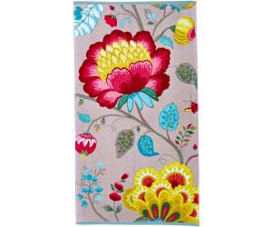pip studio handtuch floral fantasy 55x100cm ab 14 95 preisvergleich bei. Black Bedroom Furniture Sets. Home Design Ideas
