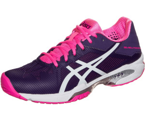 Asics Gel Solution Speed 3 Women parachute purplewhitehot