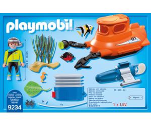 Playmobil Sports Action U Boot Mit Unterwassermotor 9234 Ab 14