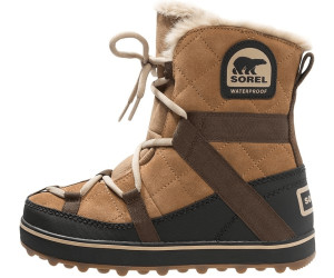 Sorel Glacy Explorer Shortie Schwarz, Damen Winterstiefel, Größe EU 41.5 - Farbe Black %SALE 30% Damen Winterstiefel, Black, Größe 41.5 - Schwarz