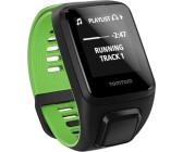 6652dffb5337 TomTom Runner 3 Cardio + Music - black green - L