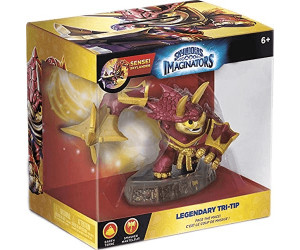 Image of Blizzard Skylanders Imaginators Sensei Legendary Tri-Tip