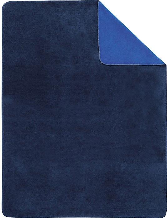 Ibena Sorrento Doubleface 150x200cm marine/blau