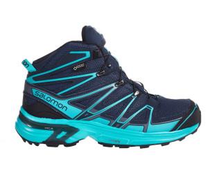 Salomon X-Chase Mid Gore-Tex Women's Trail Laufschuhe - 42 qM2S4EO