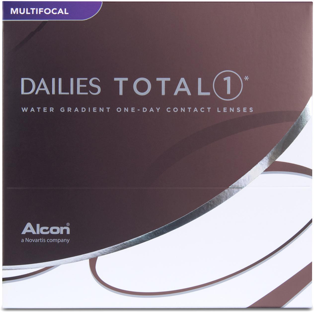 Alcon Dailies Total 1 Multifocal 4.50 (90 unità)