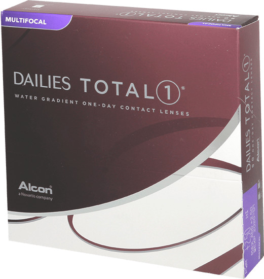 Alcon Dailies Total 1 Multifocal +2.75 (90 unità)