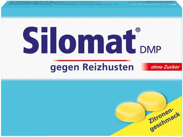 Silomat DMP Zitronengeschmack (40 Stk.)
