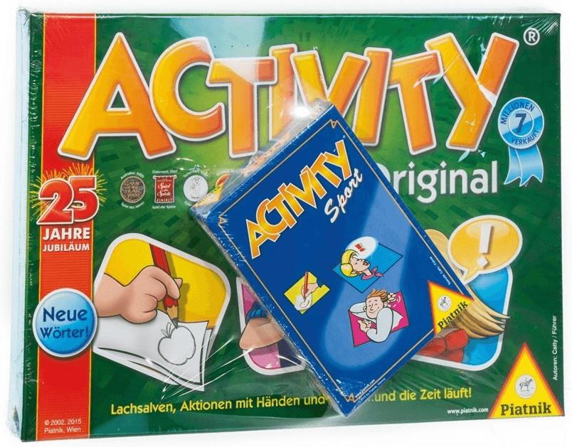 Piatnik Bundle Activity Sport