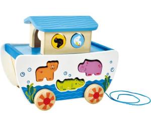 Holzspielzeug Hape Nachzieh-Arche