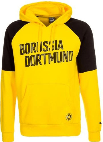 Puma BVB Pullover Borussia Dortmund Hoodie