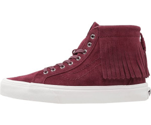 166e531eac Buy Vans Suede Sk8-Hi Moc Women from £39.98 – Compare Prices on ...