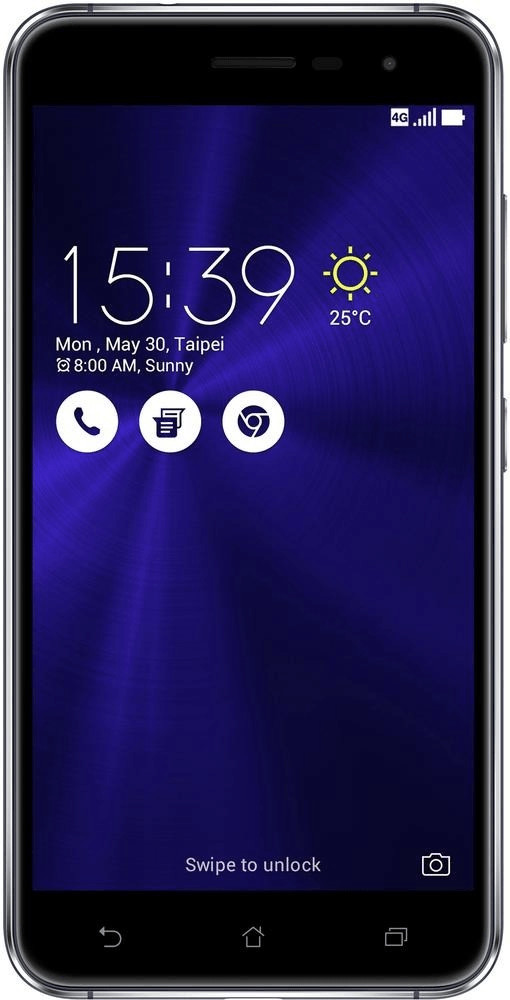 Image of Asus ZenFone 3 (ZE520KL) 32GB nero