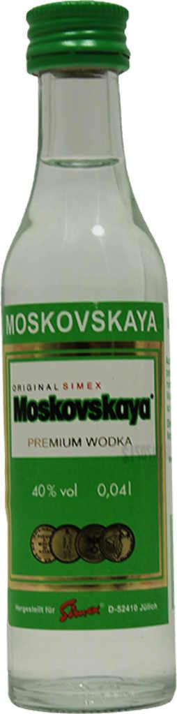 Moskovskaya 0,04l