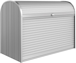 biohort storemax 190 190 x 97 cm silber ab preisvergleich bei. Black Bedroom Furniture Sets. Home Design Ideas