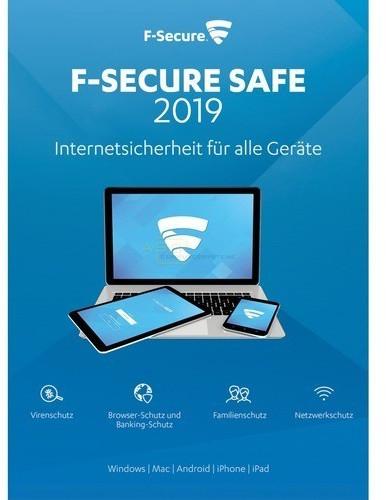 Image of F-Secure Safe 2017