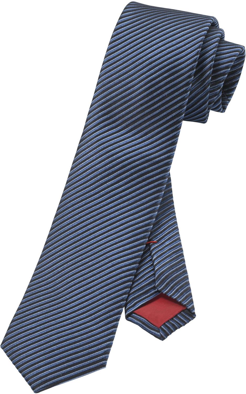 OLYMP Krawatte slim dunkelblau (6699-00-18) ab 31,16