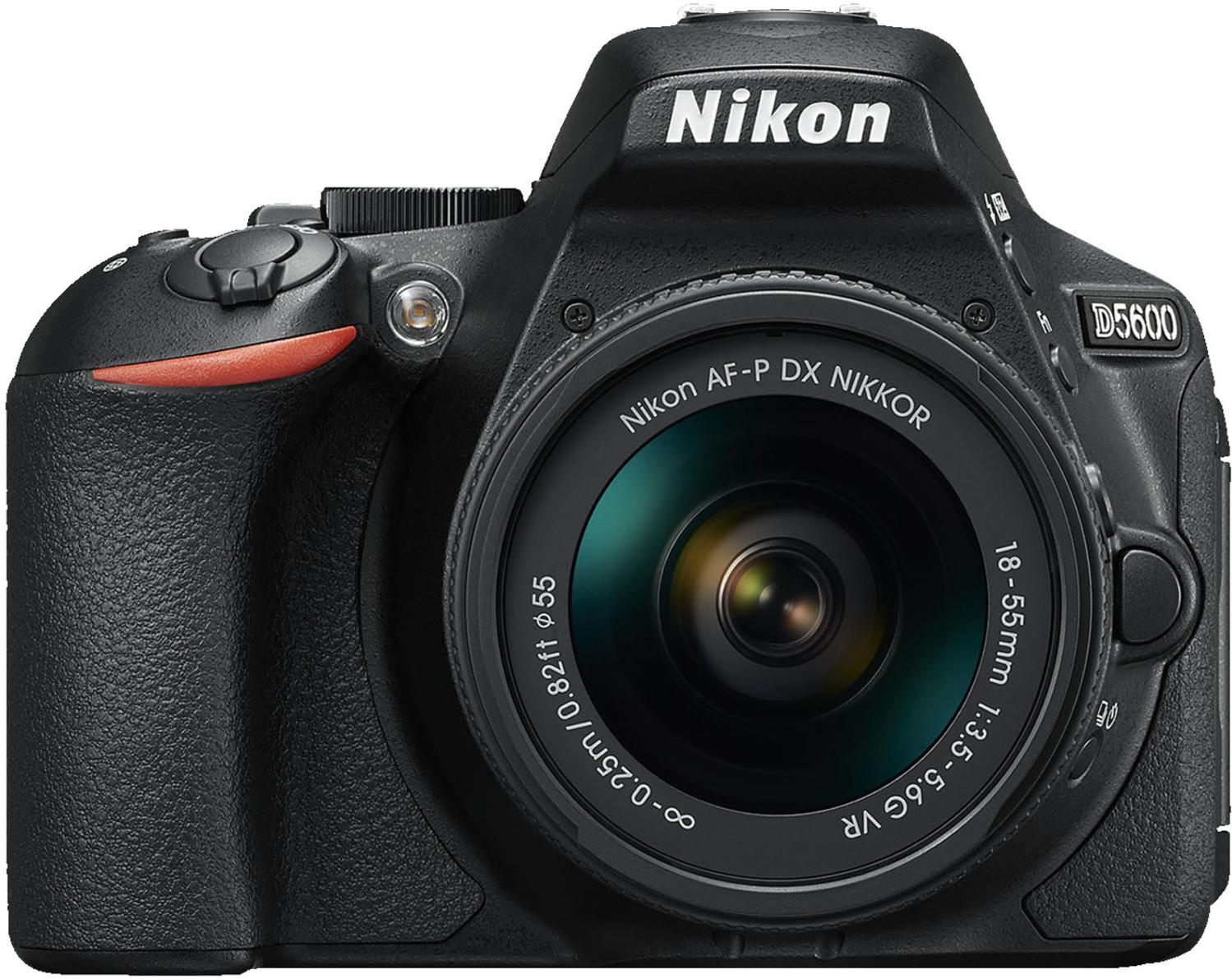 Image of Nikon D5600 Kit 18-55mm VROfferta a tempo limitato - Affrettati
