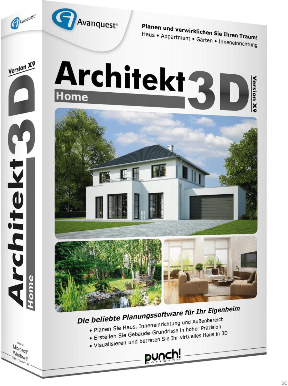 Image of Avanquest Architekt 3D X9