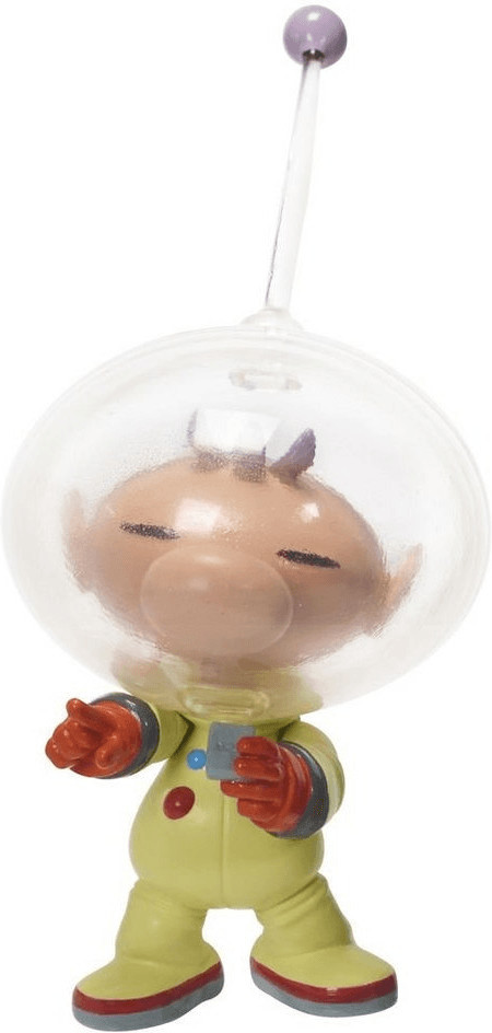 Jakks Pacific Nintendo Mini Figur Captain Olima...