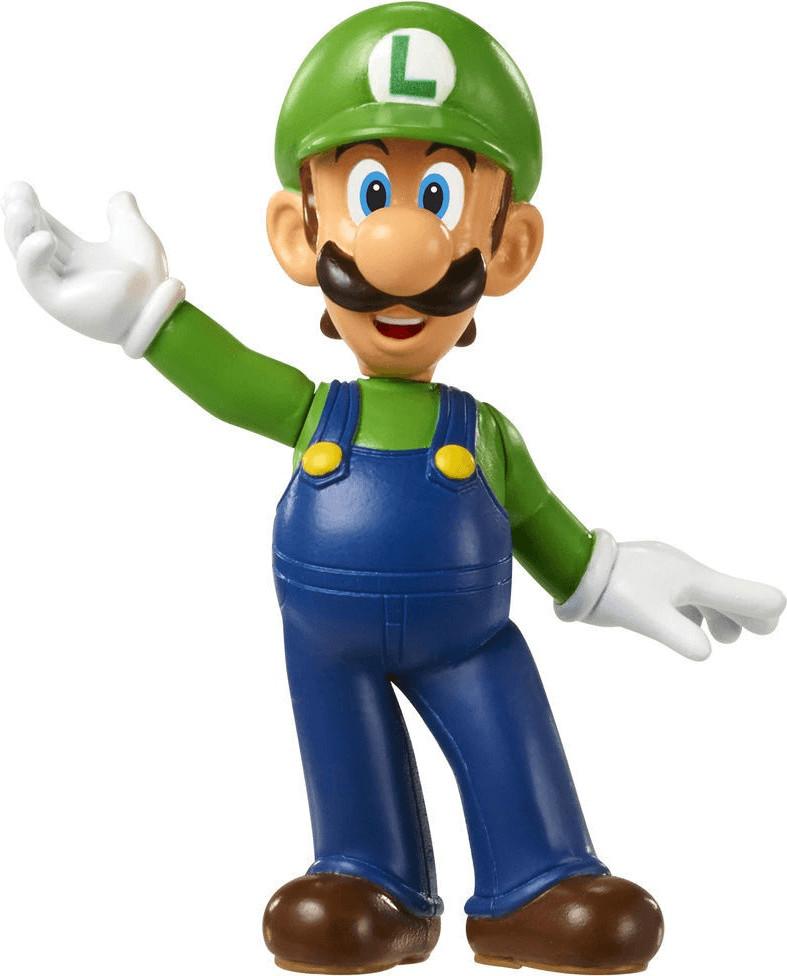Jakks Pacific Nintendo Mini Figur Super Mario W...
