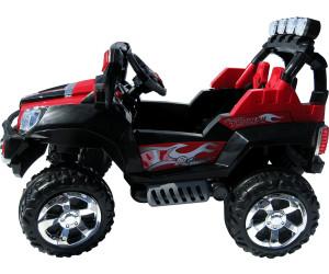 actionbikes kinder elektroauto jeep 801 rot pr0003510 03 ab 152 99 preisvergleich bei. Black Bedroom Furniture Sets. Home Design Ideas