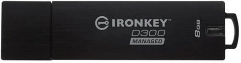 Image of Ironkey D300 Managed 8GB