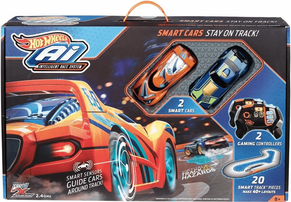 Hot Wheels Ai - Intelligent Race System